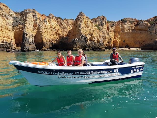 Lagos Boat Tours Service Boat - Excelsior