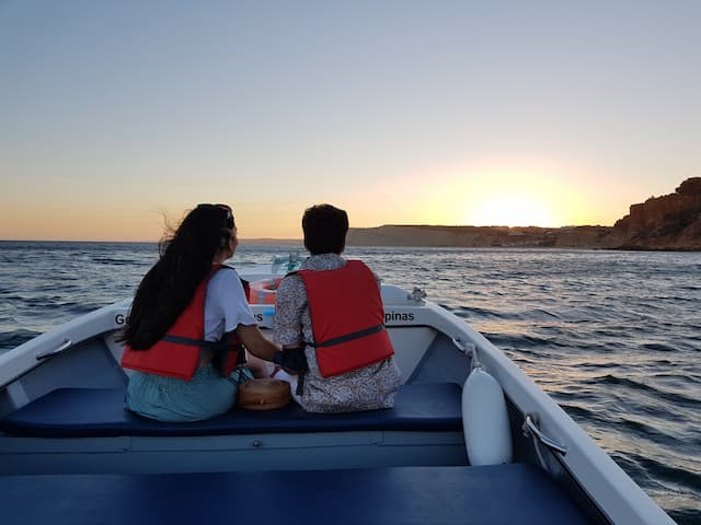 Lagos Boat Tours - Sunset Tour Cover Image