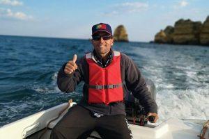 Lagos Boat Tours Captain Rui Pedro